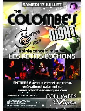 Colombe's night